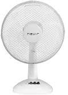 Nevir Ventilador Aire SOBREMESA NVR-VM30-B 33W,30CM,ASPAS Blanc