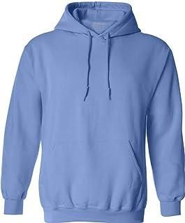 Joe's USA Hoodies Soft & Cozy Hooded Sweatshirts in 62 Colors. in Sizes S-5XL Carolina Blue