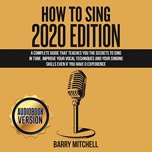 How to Sing 2020 Edition cover art