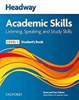 Headway Academic Skills: New Edition Level 1 Listening, Speaking, and Study Skills Student Book