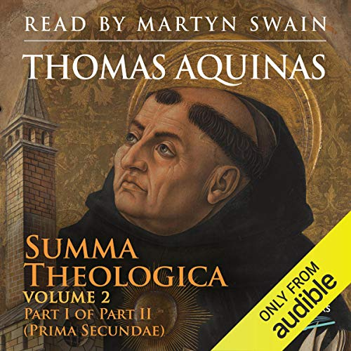 Summa Theologica, Volume 2 cover art