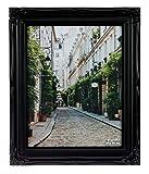 Kiera Grace Traditional luxury-frames, 8' x 10', Black
