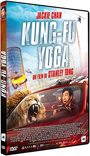 Kung Fu Yoga [Italia] [DVD]
