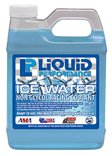 LIQUID PERFORM Ice Water Non Glycol Racing Coolant 64Oz