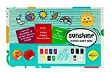 What's in the box: Instruction sheet, 105 cards and a game board enhanced with interesting science concepts around the light. Every box also has a personal hand-written science fact note from our educator. Benefits: This is not just a board game. The...