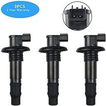 Dade Set of 3 Ignition Coils Sticks 130 155 185 215 255 260 SeaDoo HP ALL 4-TEC Models 420664020 296000307