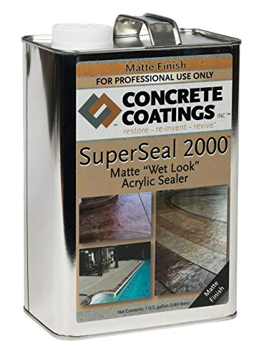 SuperSeal 2000 - Matte Finish