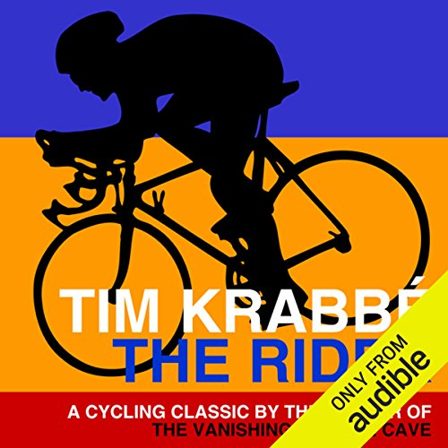 The Rider audiobook cover art