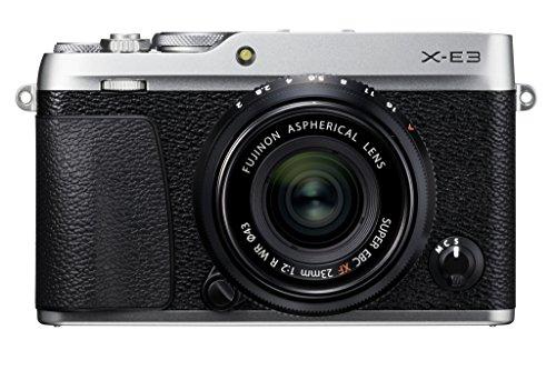 Fujifilm X-E3 Fujinon 23/2.0 XF R WR