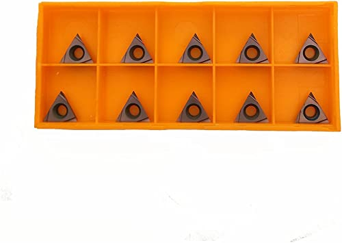 new arrival TPGH1.81.51LFS VP15TF / TPGH110302L-FS VP15TF Indexable Carbide Inserts outlet sale Blade For Machining Stainless Steel And Cast Iron, popular High Strength, High Toughness outlet sale