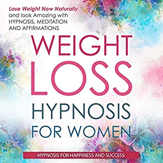 Weight Loss Hypnosis for Women audiobook cover art