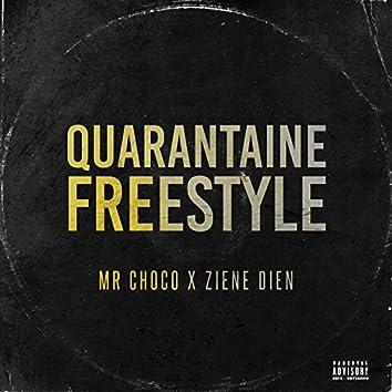 Quarantaine Freestyle (Ziene Dien)