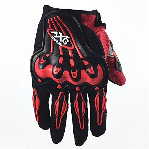 ESASAM Motorcycle gloves used for mountain biking, motocross, mountaineering, hiking and other outdoor sports and activities (L)
