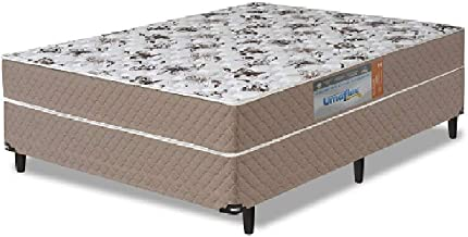 Cama Box casal 1,38 em molas ensacadas - Umaflex Granada
