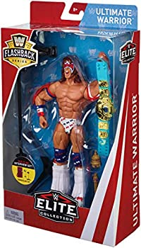 WWE Elite Collection SummerSlam Ultimate Warrior Action Figure