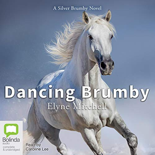 Dancing Brumby audiobook cover art
