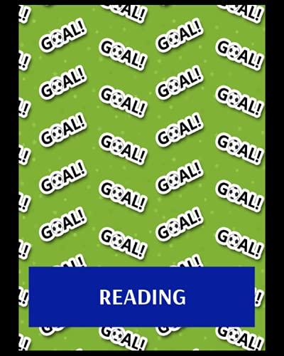 Reading: Bucket List Journal, Reading FC Personal Journal, Reading Football Club, Reading FC Diary, Reading FC Planner, Reading FC