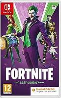 Fortnite: The Last Laugh Bundle (Nintendo Switch) (輸入版)