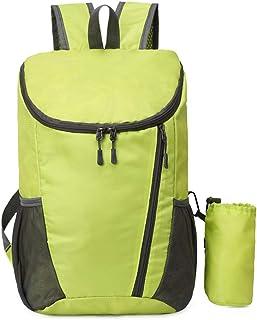 Mochila plegable ultra ligera de 11 l, mochila plegable y moderna, para actividades al aire libre, mochila escaladora