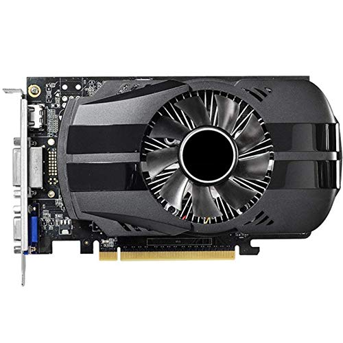 Grafikkarten for ASUS Video-Karte Ursprüngliche GTX 750Ti 2GB GDDR5 128-Bit-Grafikkarte for NVIDIA Geforce GTX 750 Ti VGA-Karten 650 760 1050