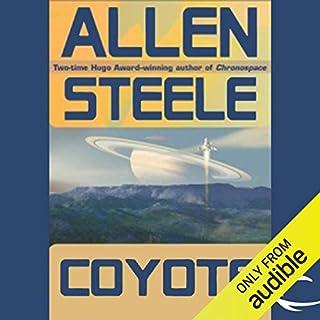 Coyote audiobook cover art