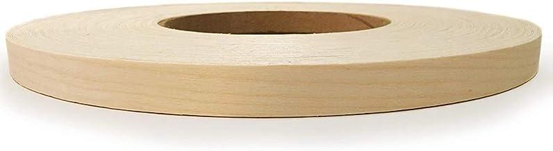 "Edge Supply Birch 13/16"" X 250' Roll Preglued, Wood Veneer Edgebanding, Iron on with Hot Melt Adhesive, Sanded to Perfecti..."
