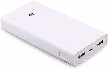 Carregador Portatil Powerbank Xiaomi 20000mah - Branco