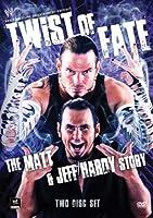 WWE ツイスト・オブ・フェイト マット&ジェフ・ハーディ (2枚組) [DVD]