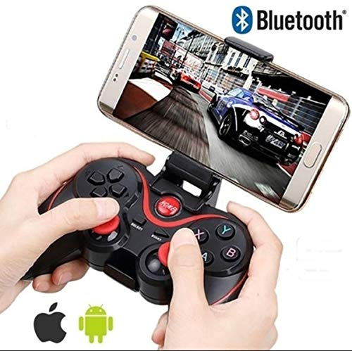 Controle para Celular PC Gamepad X7 Bluetooth Android Pc Ios