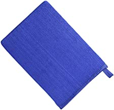 JIANFA Clay Bar Mitt, AutoScrub Fine Grade Wash Mitt Automotive Detailing Towel Wash Mitt Clay Bar Alternative, 1 Piece Blue…