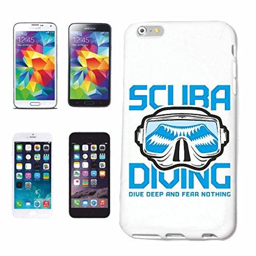 Reifen-Markt Handyhülle kompatibel für iPhone 6+ Plus Scuba Diving TAUCHEN Taucher TAUCHSPORT Scuba Diving TAUCHAUSRÜSTUNG Hardcase Schutzhülle Handy Cover Smart C