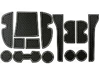 150系 ランドクルーザー プラド ゴム ラバー ポケットマット ジュエル ラインストーン付き 14点セット 傷 異音防止