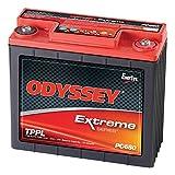 Enersys - Batería de Arranque de Alto Rendimiento Odyssey Extreme PC680 12V 16Ah M6-F