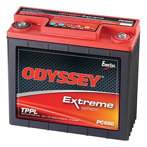 ODYSSEY PC680 Batterie 12V 520 Cranking Amps