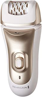 Remington Smooth and Silky Ultimate Cordless Wet/Dry Epilator, White