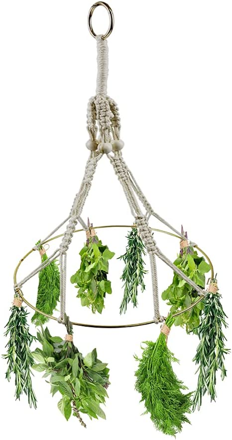 Herb Dryer Handmade Plant Drier Rack Flower Drying Hanging Kit H Max 54% Max 87% OFF OFF