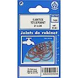 Joint en fibre pour tête de robinet - ø21 x 24 mm - Lot de 15 - GRIPP
