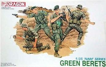 Dragon 3309 Green Berets Vietnam 1:35 Plastic Kit Maquette