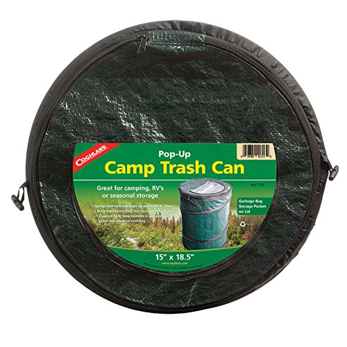 Coghlan's Pop-Up Large Capacity Trash Can