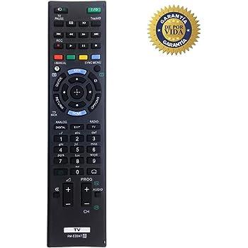 Mando a Distancia para TV,Mando a Distancia con TV LED, Durable ...