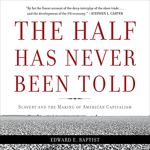 The Half Has Never Been Told cover art