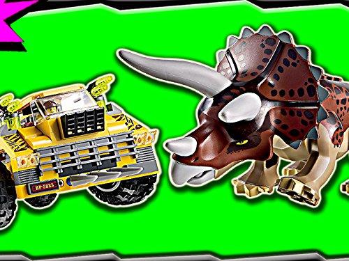 Clip: Triceratops Trapper