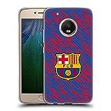 Head Case Designs sous Licence Officielle FC Barcelona Problème Crête Modèles Coque en Gel Doux...