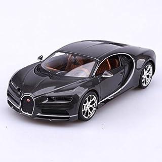 Maisto 1: 24 Display - Special Edition - Bugatti Chiron No Retail Box Grey Die-Cast Toy Car 34514