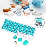 Pillenorganisator  31 Tage für Pillen & Tabletten