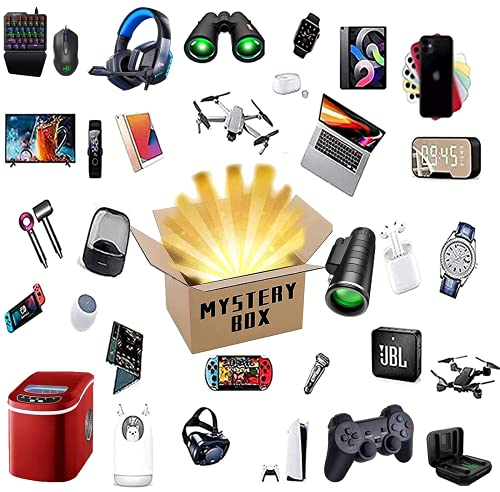 Lucky Box Mystery Electronic Boxes, (Electronic Devices) Creative...