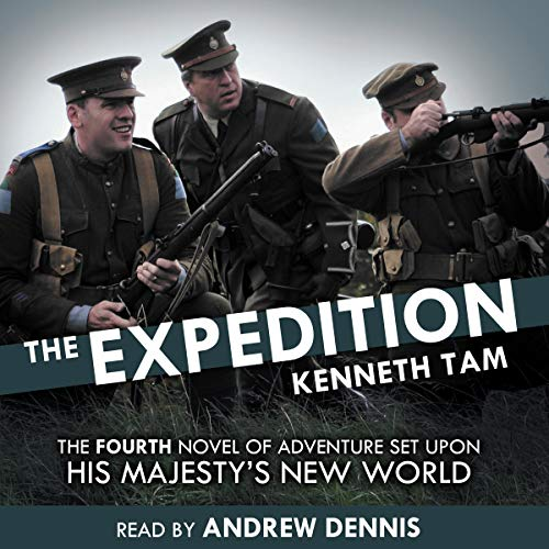 The Expedition audiobook cover art