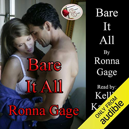 Bare It All audiobook cover art