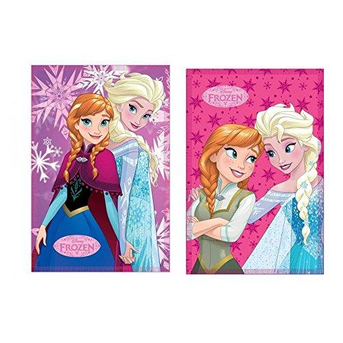 Disney La Reine des Neiges Couverture Multicolore 0