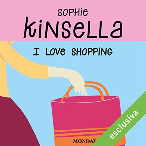 I love shopping audiobook cover art